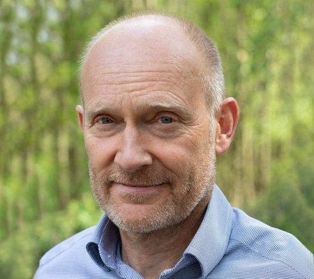 A photo of HSIB chief investigator, Keith Conradi